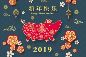 New Year Holidays 2019 in China